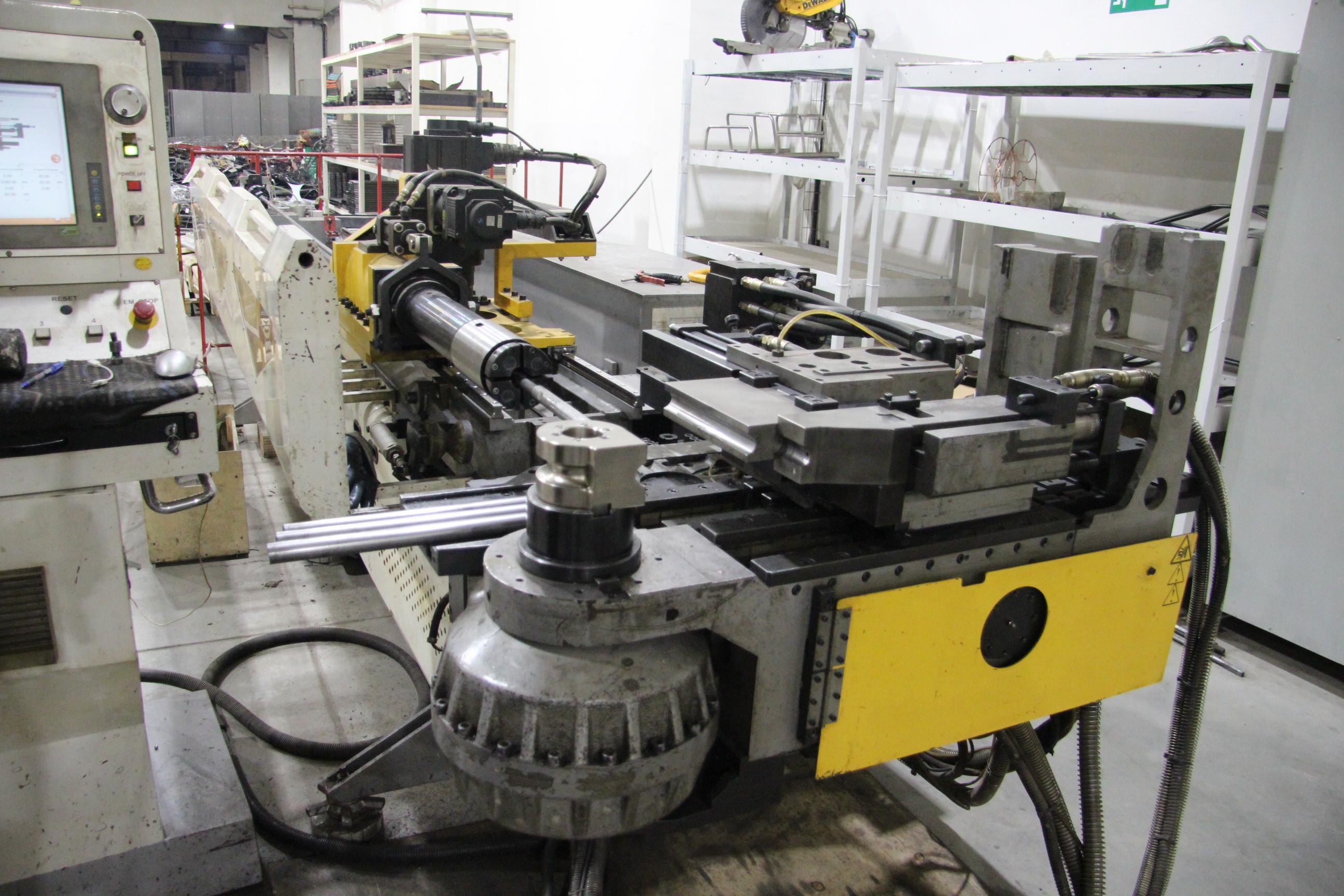 Трубогибочные станки в металлообработке